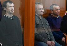 Слева направо: Олег Иванов, Сергей Озеров, Олег Дмитриев. Фото: rg.ru
