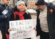 """Дарья Полюдова. Кадр """"Градус-ТВ"""""""