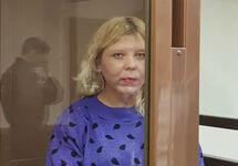 Дарья Полюдова в Мосгорсуде 20.02.2020. Фото: Грани.Ру