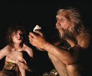 Неандертальцы с сайта www.njn.net/television/highlights/november01/neanderthal.html