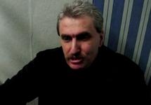 """Борис Стомахин. Кадр интервью """"Граням"""", июнь 2017"""
