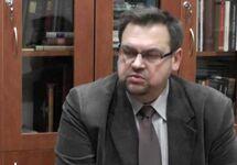 Генрик Глебоцкий. Кадр видеозаписи